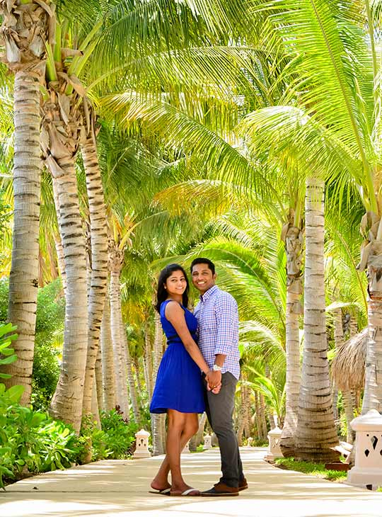 anniversary photo shoot riviera maya season photo studio