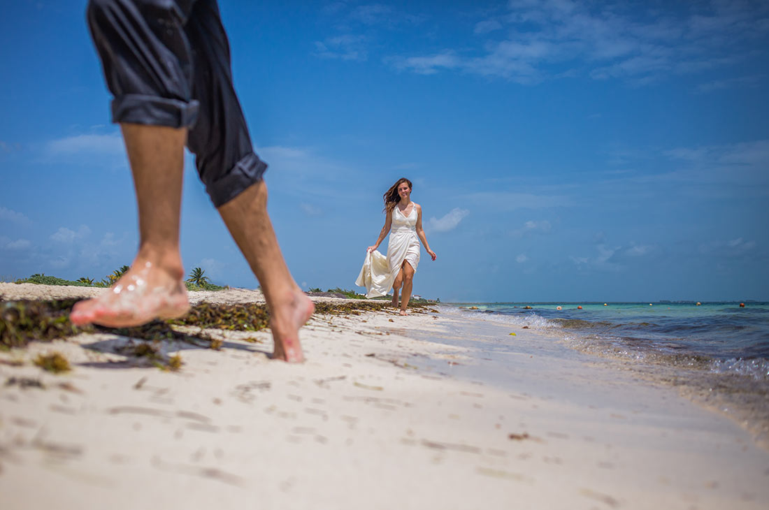 seasons photo studio trash the dress in cancun mayan riviera
