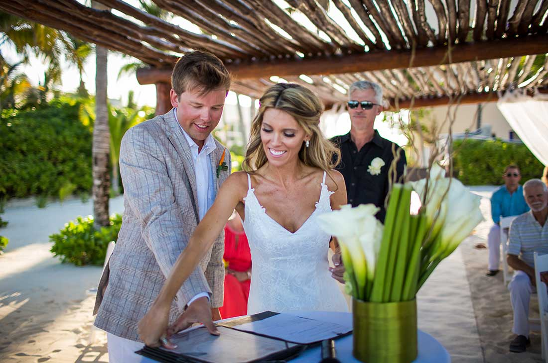 wedding ceremony photography punta cana seasons photo studio