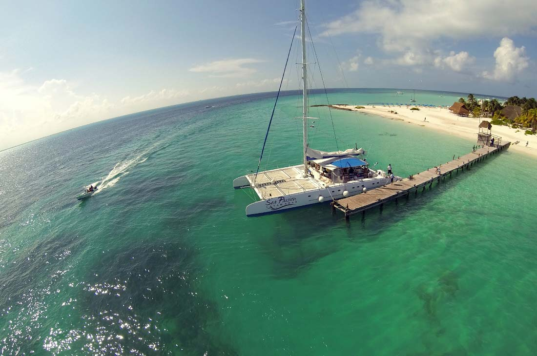 catamaran photography cancun9