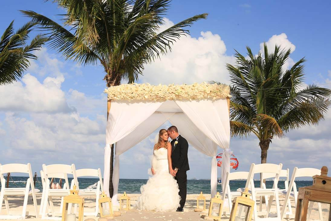 wedding ceremony photography in excellence playa mujeres13