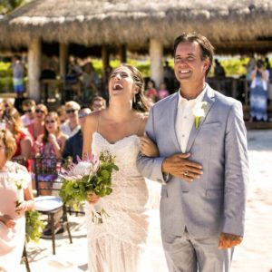 wedding ceremony photography in excellence playa mujeres6
