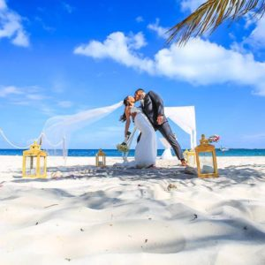 wedding ceremony photography in excellence playa mujeres9