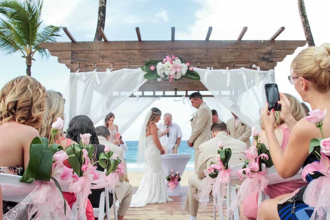 wedding ceremony photography in excellence punta cana15