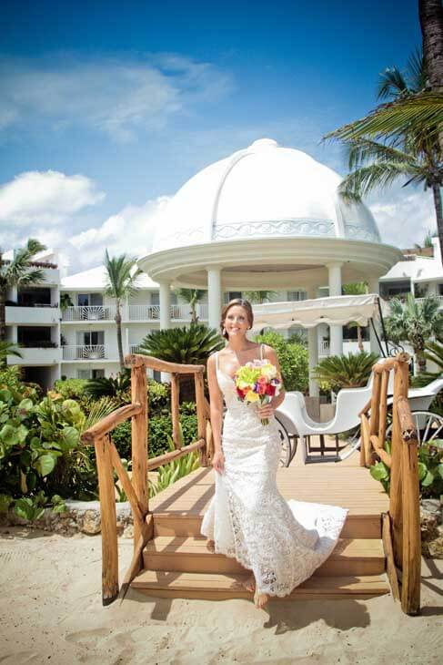 wedding ceremony photography in excellence punta cana2