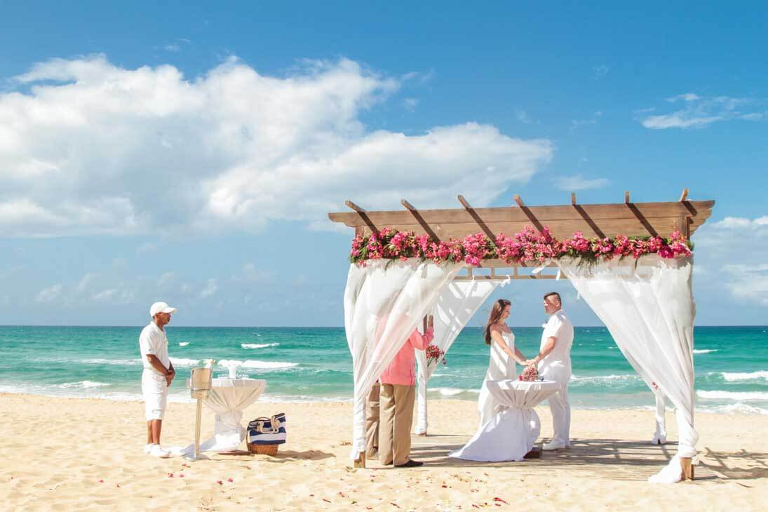 wedding ceremony photography in excellence punta cana25