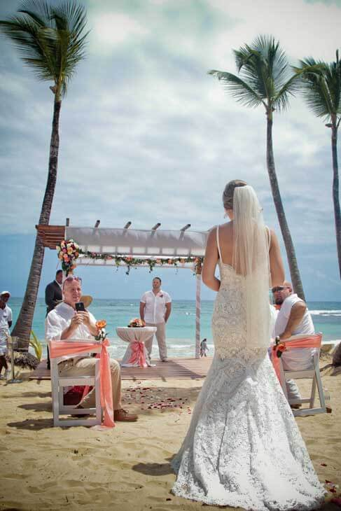 wedding ceremony photography in excellence punta cana3