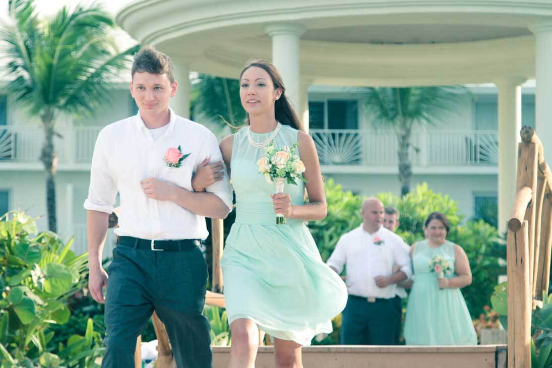 wedding ceremony photography in excellence punta cana30