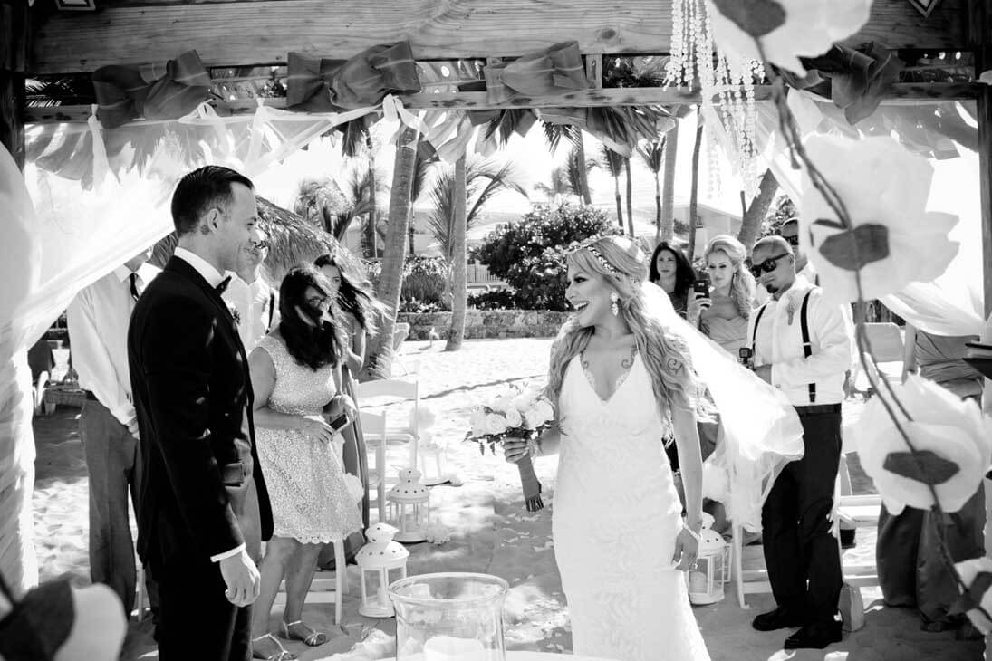 wedding ceremony photography in excellence punta cana38