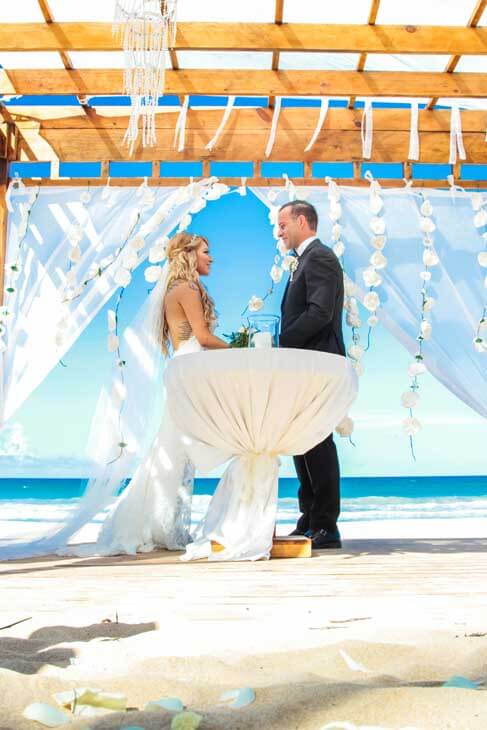 wedding ceremony photography in excellence punta cana40
