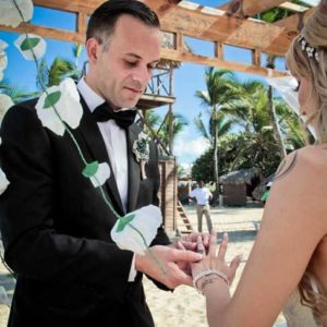 wedding ceremony photography in excellence punta cana42