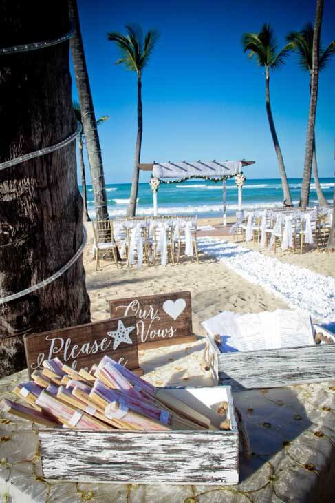 wedding ceremony photography in excellence punta cana50
