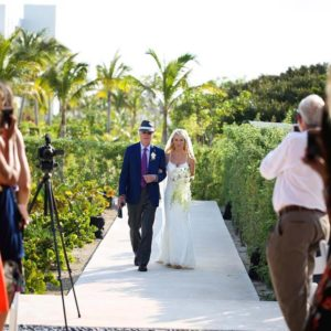 wedding ceremony photography in finest playa mujeres2