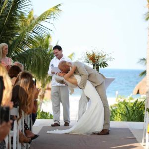 wedding ceremony photography in finest playa mujeres4