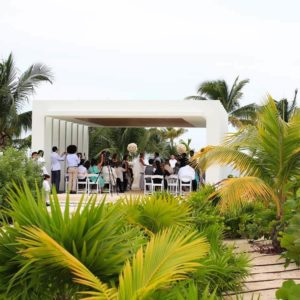 wedding ceremony photography in finest playa mujeres5