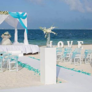 wedding ceremony photography in finest playa mujeres7