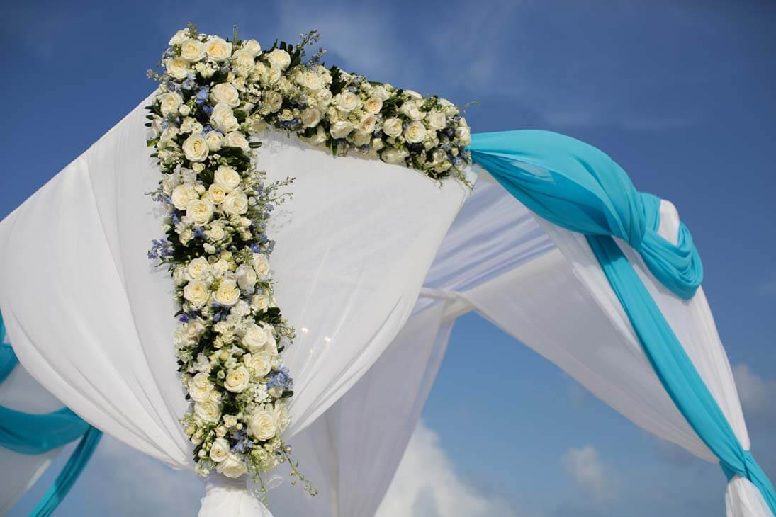 wedding ceremony photography in finest playa mujeres8