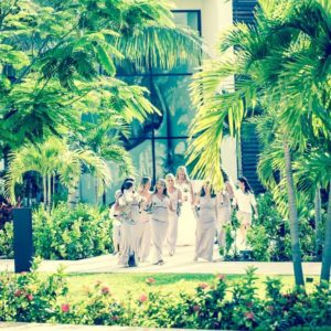 wedding ceremony photography in finest playa mujeres9