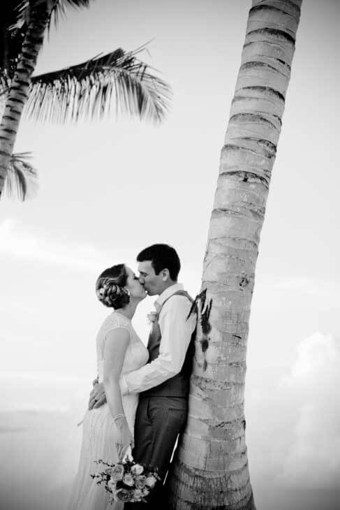 wedding photo session in excellence el carmen hotel