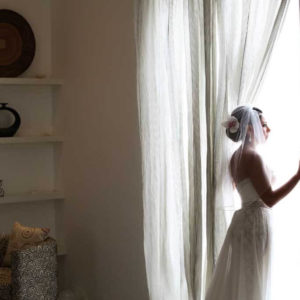 wedding photography bride in beloved hotel mexico