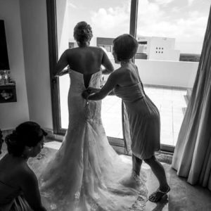 wedding photography getting ready in finest playa mujeres15