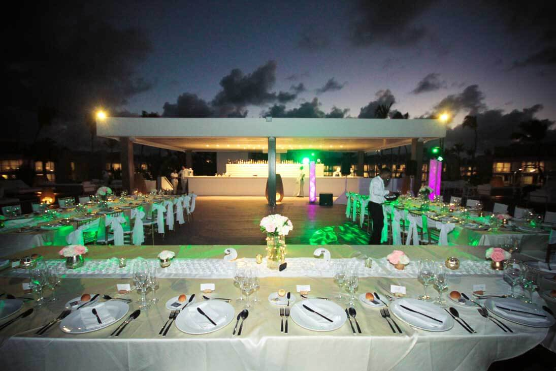 wedding photography reception excellence el carmen