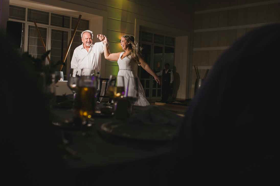 wedding reception photography in beloved playa mujeres