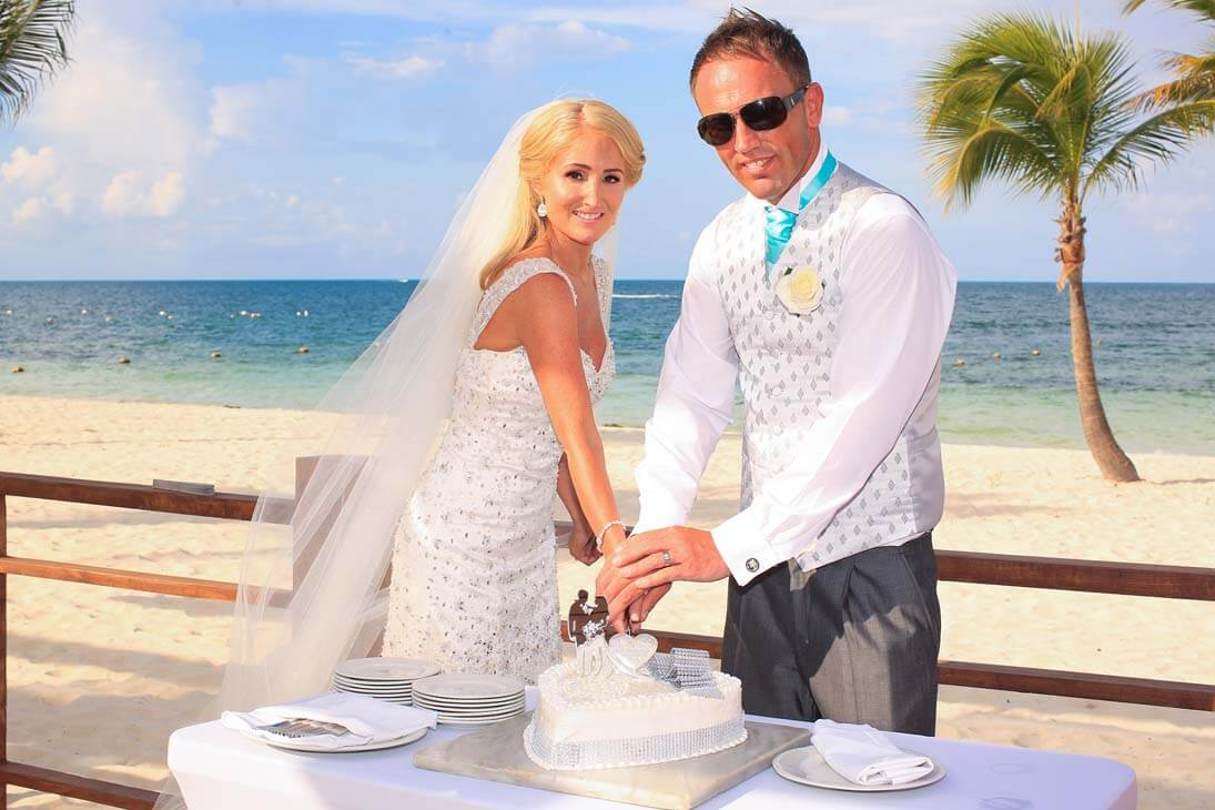 wedding reception photography in excellence playa mujeres11