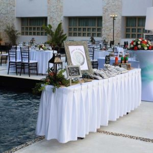 wedding reception photography in excellence playa mujeres12