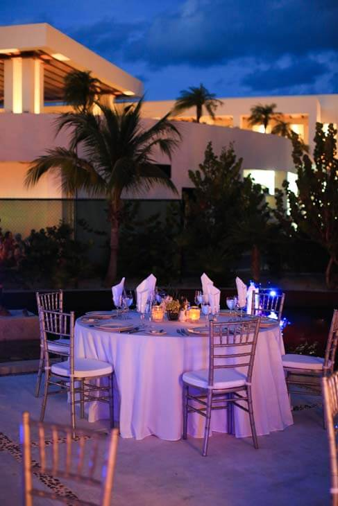 wedding reception photography in excellence playa mujeres15