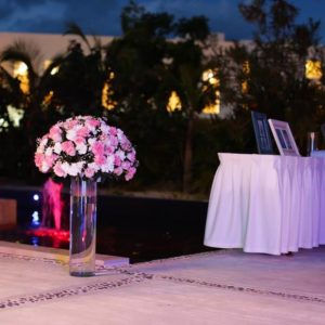 wedding reception photography in excellence playa mujeres16
