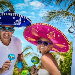 wedding reception photography in excellence playa mujeres2