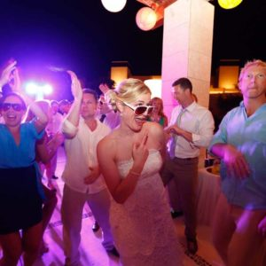 wedding reception photography in excellence playa mujeres4