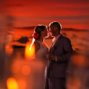 wedding reception photography in finest playa mujeres10