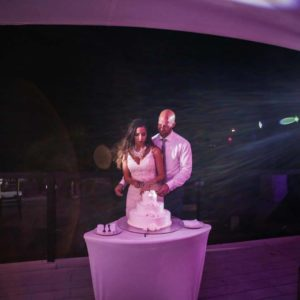 wedding reception photography in finest playa mujeres11
