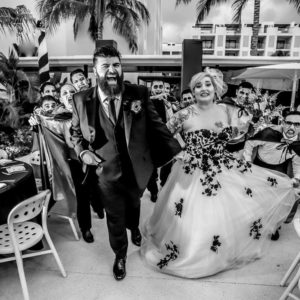 wedding reception photography in finest playa mujeres19